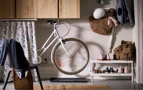 Как хранить <b>велосипед</b> дома - ИКЕА - IKEA