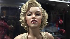 pvc figure model ornaments 1 4 marilyn monroe