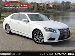 Lexus LS 460 for Sale in Plano, TX 75024 - Autotrader
