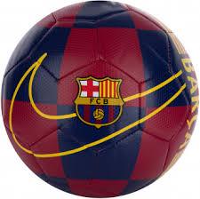 Мяч футбольный Nike <b>FC Barcelona</b> Prestige синий цвет - купить ...