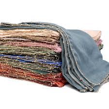 <b>islamic</b> plaid cotton <b>headscarf Rhinestone hijab scarf</b> for <b>muslim</b> ...
