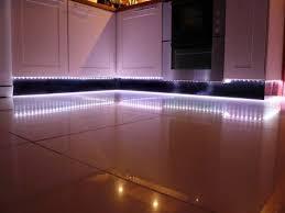 led strip led and led tape on pinterest cool kitchen lighting ideas
