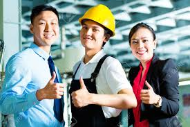 shift supervisor or foreman together the owner or ceo and shift supervisor or foreman together the owner or ceo and the manager standing
