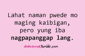 Love Quotes For Her Tagalog Tumblr | The Holle via Relatably.com