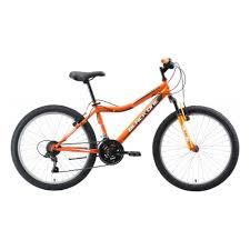 Подростковый <b>велосипед Black One Ice</b> 24 2019, оранжевый ...