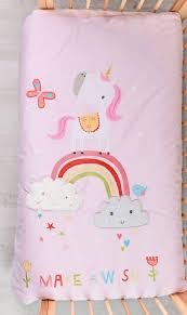 Одеяло <b>Bizzi Growin</b> Dream Rainbow and Unicorns 120*100 BG001