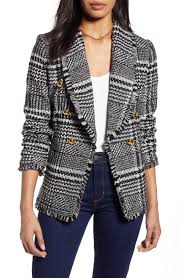 <b>Women's Plaid</b> & Check <b>Coats</b> & <b>Jackets</b> | Nordstrom