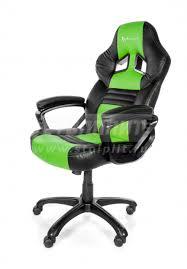 <b>Компьютерное кресло (для геймеров</b>) Arozzi Monza купить со ...