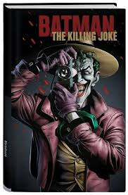 <b>Блокнот</b> Джокер. The Killing Joke