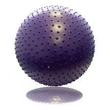 Гимнастический <b>мяч Original</b> Fit.tools с <b>массажным</b> эффектом, 75 см