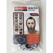 Отзывы о <b>Тканевая маска</b> для лица <b>Eva</b> для защиты от пыли и ...