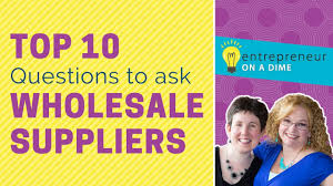 amazon fba whole suppliers top questions to ask amazon fba whole suppliers top 10 questions to ask