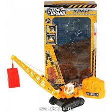 <b>Автокран Технодрайв</b> башня - <b>Радиоуправляемые игрушки</b>