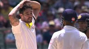 Mitchell Johnson vs Virat Kohli