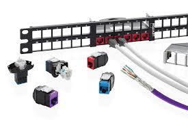 медные и волоконно- оптические кабельные системы