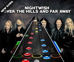 New Song | <b>Nightwish</b>- <b>Over</b> The Hills And... - Guitar Flash Custom Z ...
