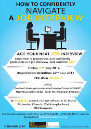 navigate a job interview oakwood interns program training registration form