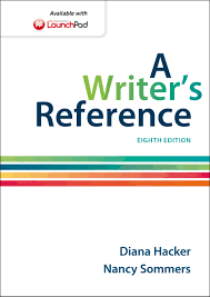 macmillan learning a writer s reference eighth edition by diana image a writer s reference