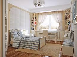 BedroomFurnitures Bedroom Inspiring Square Cream Wool Area Rug Under Vintage White Wooden Platform Bed