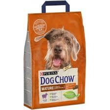 <b>DOG CHOW MATURE ADULT</b> Jagnięcina 2,5kg - Frog.ee