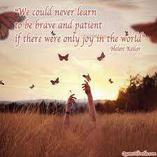 Images) 10 Enchanting Helen Keller Picture Quotes | Famous Quotes ... via Relatably.com