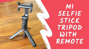 <b>Mi Selfie Stick Tripod</b> with Remote - Must Have for Vacations ...