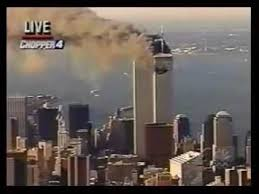 2nd Plane Hitting WTC - LIVE News Coverage - 9/11 - YouTube