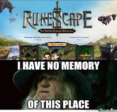 You Used To Be Cool Runescape! by sbolivarmusic - Meme Center via Relatably.com