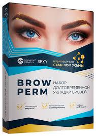 Innovator Cosmetics <b>Набор</b> долговременной укладки бровей <b>Sexy</b> ...