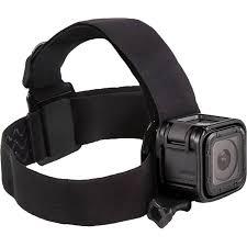 <b>Крепление</b> на голову <b>GoPro</b> + клипса на одежду <b>Headstrap</b> + ...