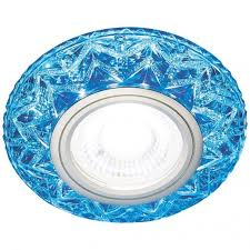 Встраиваемый <b>светильник Ambrella light</b> Led <b>S299</b> BL: купить за ...