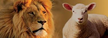 Image result for lion in new testament