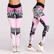 Женские леггинсы с высокой талией для йоги, фитнеса, <b>пуш-ап</b> ...