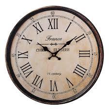 Новые деревянные <b>настенные часы</b> 40 см, круглые Настенные ...