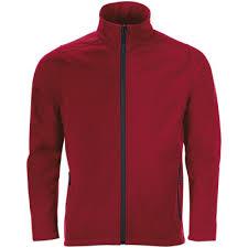 <b>Куртка софтшелл мужская RACE</b> MEN красная