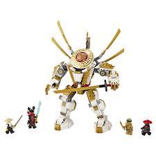 <b>Конструктор Lego Ninjago Золотой</b> робот (1002273345) купить в ...