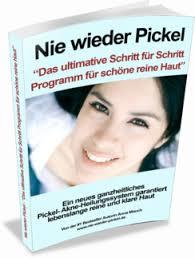 """""""Nie wieder Pickel"""" Vorstellung von <b>Anna Mauch</b> - niewiederpickel_cover_klein_transparent"""