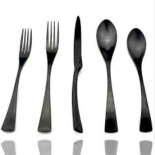 20 Piece/4 Set 18/10 <b>Stainless Steel</b> Cutlery Set Knives <b>Dessert</b> ...