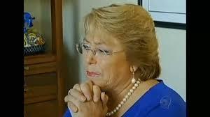 Resultado de imagem para Foto da presidente do Chile