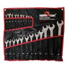 <b>Набор ключей Сервис Ключ</b> 22 предмета сумка 70044 | Купите по ...