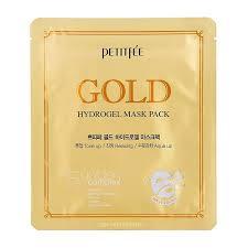 <b>Гидрогелевая маска</b> Petitfee Gold Hydrogel Mask Pack – купить в ...