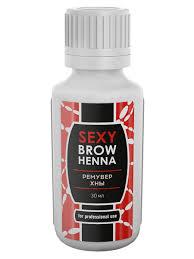 Ремувер для удаления хны с кожи <b>SEXY BROW</b> HENNA, 30мл ...
