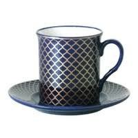 Moreroll <b>Чайная пара</b> Magic Blue 320мл — Кружки, блюдца и ...