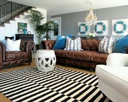 room white leather coffee table accent