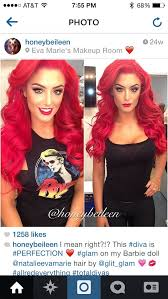 images about Wedding Hair  amp  Make up on Pinterest Love love love her hair     Obviously not red for me  but