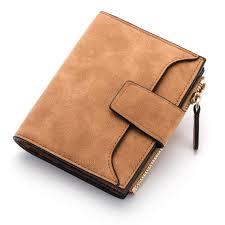 Модный небольшой женский кошелёк, короткий кошелек ...