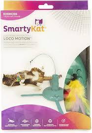SmartyKat, Hot Pursuit, Electronic Motion Cat Toy ... - Amazon.com