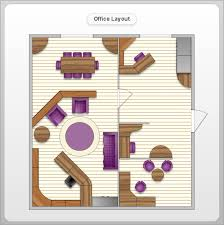 office layout building drawing tools design elements office layout