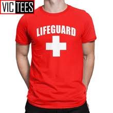 Забавные футболки спасателя, Мужская хлопковая <b>футболка с</b> ...