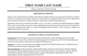 clinical laboratory scientist resumes   uhpy is resume in you scientific resume examples market research sample manager